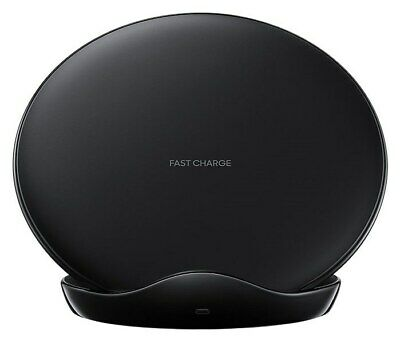 Samsung Wireless Charging Stand - Qi compatible (Black)