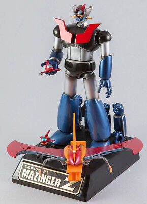 BANDAI GX 01r MAZINGER 40th ANNIVERSARY Tamashii - like new!