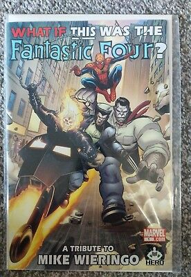 What if THIS was the Fantastic Four #1 -  Marvel Comic NM FREE P+P