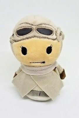 "Hallmark Itty Bittys Star Wars The Force Awakens Rey 4.5"" Plush 2015"