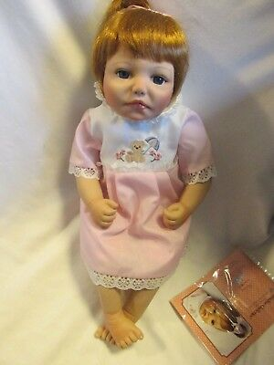 """Paradise Galleries Treasury Collection Baby Doll """"aubrey"""""""