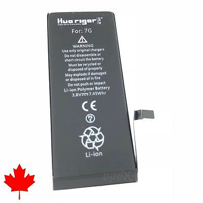 NEW iPhone 7 Replacement Battery APN 616-00258 616-00255 1960mAh
