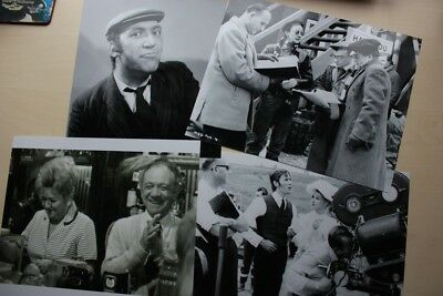 Carry On - Sid James - Selection Of 10X8 Photos X 4