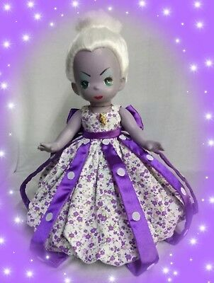 "The Little Mermaid Ursula Disney Doll  - Precious Moments 12"" Vinyl Doll"