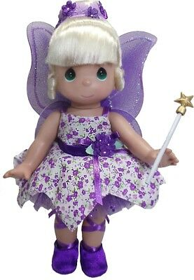 """Tinkerbell Disney Mother's Day -Precious Moments 12"""" Vinyl Doll"""