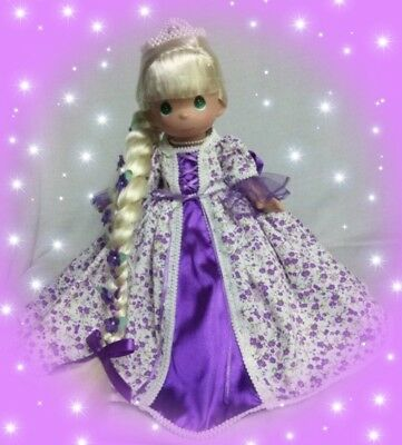 "Rapunzel Disney Mother's Day -Precious Moments 12"" Vinyl Doll"