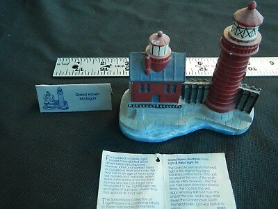 Spoontiques Lighthouse Collection- Grand Haven, Michigan