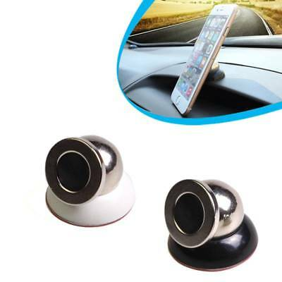 360° GPS Mobile Phone Holder Car Dash Universal Magnetic Ball Dock Mount Bracket