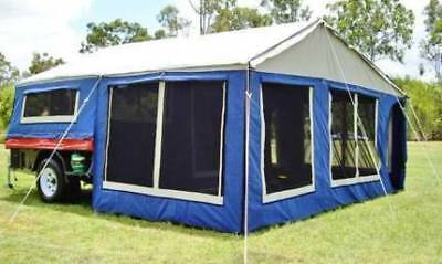 2013 MDC Deluxe Off Road 4 x 4 Camper Trailer Tent Top Only Used Very Good Cond