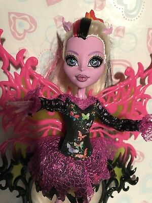~MONSTER HIGH~ Freaky Fusion Bonita Femur    DOLL-GREAT COMBINED SHIPPING!!!