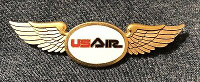 RARE 1980's US Air Piedmont Pilot Wing 1st Officer ? by Balfour NICE!