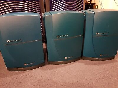 Silicon Graphics Octane Workstations