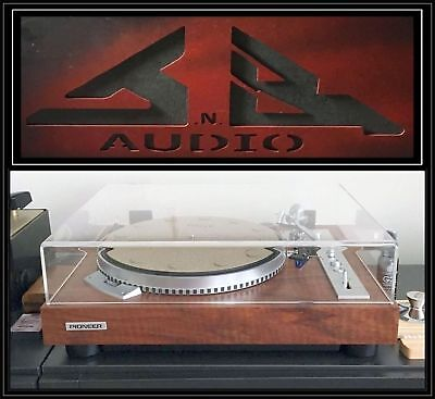 "Pioneer PL-550 ""NEW"" Dust Cover for Turntable  -=  Made in USA =-"