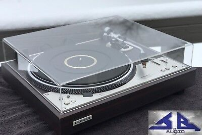 """Pioneer PL-570 """"NEW"""" Dust Cover for Turntable  J-n-B Audio  -=  Made in USA =-"""