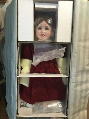 """Marie Osmond """"Young Love"""" Coming Up Roses Series LE 25"""" Doll"""
