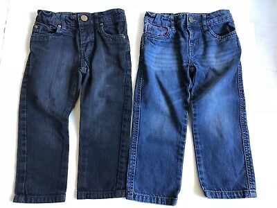 Lots Of 2 Jeans For Boys 2-3 Years Old By Mothercare UK