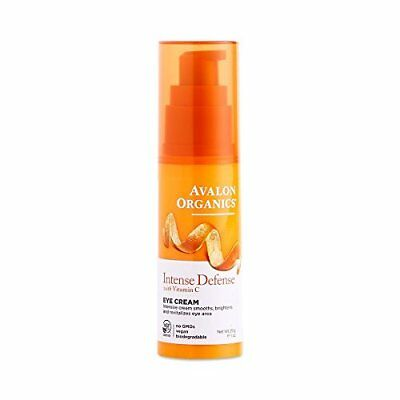 Avalon active organics vitamin c vitality facial