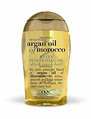 OGX Renewing Extra Penetrating Rating Argan Oil of Morocco Skin Care 100ml Pack
