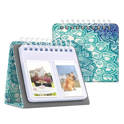 64 Pockets Calendar Mini Photo Album For Fujifilm Mini 9/Mini 8+/Mini 8/90/70/26