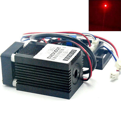 635nm 638nm 400mw orange-rotes Laser-Punkt-Modul mit TTL und Driver & Fan cool