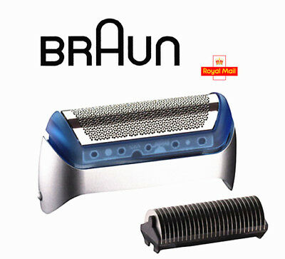 20S Foil Frame+Cutter for BRAUN 2000 Series CruZer1/2/3/4 Z40/Z50 UK Stock