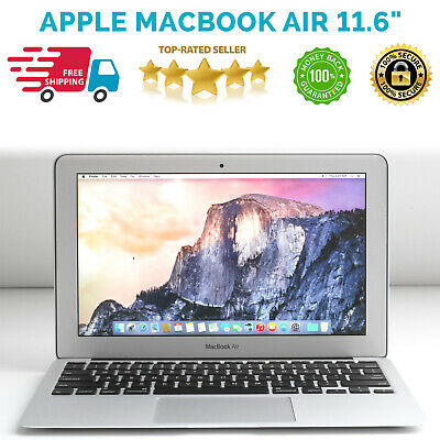 "Apple MacBook Air 11.6"" Core i5 1.6Ghz 4GB 64GB (June,2011)  6 M Warranty"