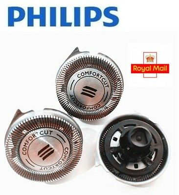 Philips Rq11 Universal Replacement Heads/foils/blades For Rq1180 Rq1150 Rq11