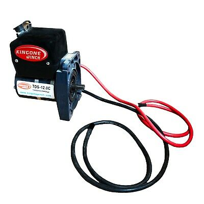 12v winch motor + control pack to suit 8000-12000lbs TDS and Goldfish