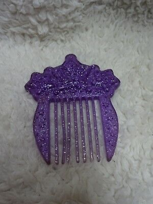 Mein kleines / my little Pony - G1 * Princess Royal Blue Comb  * Accessories