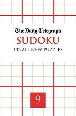 daily telegraph sudoku 9 - Excellent Book Telegraph Group Limited