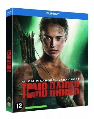 Tomb Raider 2018 (Blu Ray)