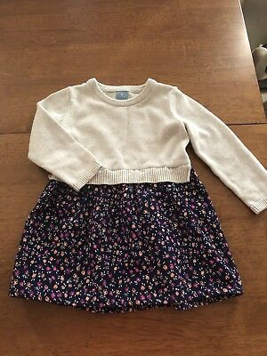 Lot Of Dresses 18-24 Months To 2T Girl- Tea Collection Baby Gap and Tommy
