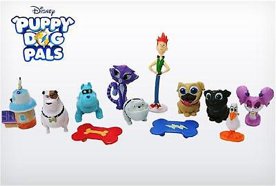 Puppy Dog Pals Cake Toppers / Figures