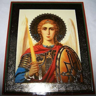 Religion  Icon, St. Archangel Michael