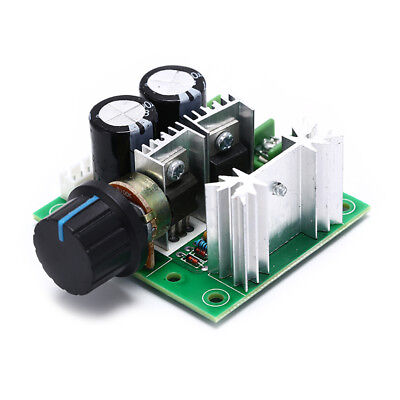 1x DC12V-40V 10A Pulse Width Modulator PWM Motor Speed-Control Switch YH