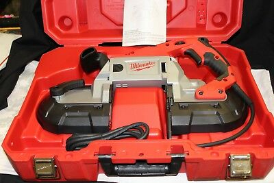 Milwaukee 6232-21 Deep Cut Variable Speed Band Saw (portaband)
