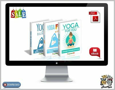 Collection Of 3 Volume 9 * Yoga * 2017 eBook * Digital Download