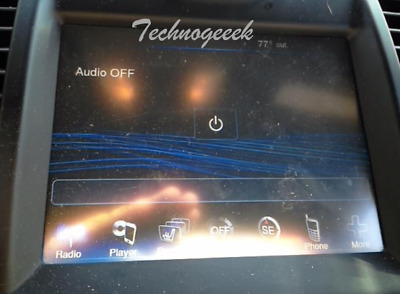 2011-2014 Chrysler 300 Dodge Charger Navigation Touch Screen Display 8'4 OEM