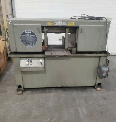DoAll Model C-7 Industrial Band Saw #3536SR