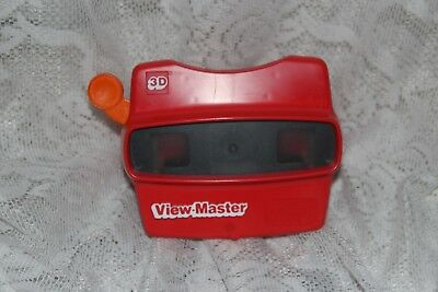 L@@K!!! Viewmaster Camera - 1980s - Made by Tyco - Red - New - W@W!!!