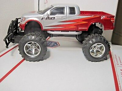 New Bright Ford F  Fx Off Road Rc Truck Mhz For Parts Or Repair