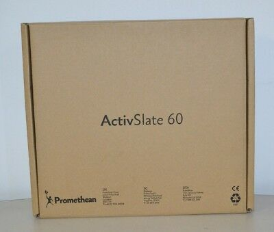 Promethean ActivSlate 60 PRM-RS3-01 With Pen And USB Cable