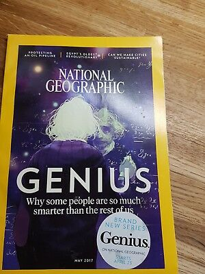 National geographic magazine - May 2017