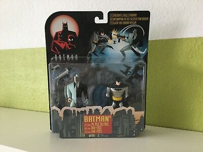 new adventures of batman two face animated arkham