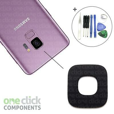 New REAL GLASS Rear Camera Lens Replacement for Samsung Galaxy S9 G960 G960F