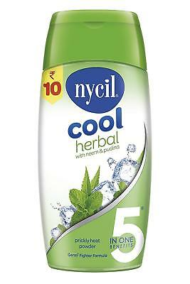 Nycil Cool Herbal Powder Prickly Heat Powder 20g Ponds *Back in Stock*