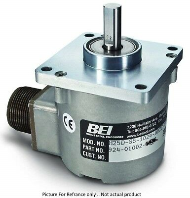 Bei Industrial Encoder Division  H25E-F1-Ss-1024-Abzc-4469-Smi 2-S