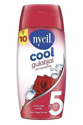 Nycil Cool Gulabjal Powder Prickly Heat Powder 20g Ponds