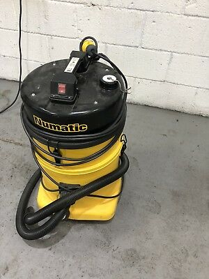 Numatic HZ 570-2 Hazardous Dust vacuum cleaner