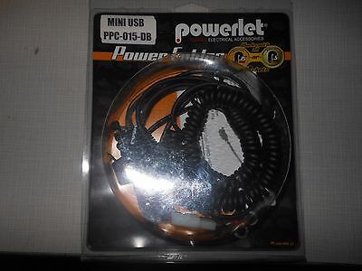 Powerlet  Accessories Mini USB To  Battery Harness #  PPC-015-DB